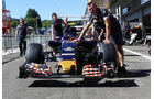 Toro Rosso - GP Belgien 2016 - Spa-Francorchamps - Donnerstag - 25.8.2016