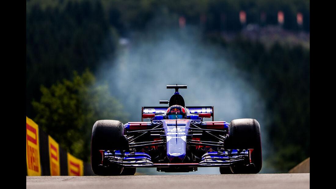 Toro Rosso - GP Belgien 2017