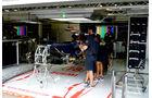 Toro Rosso - GP Belgien - 25. August 2012