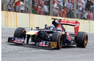 Toro Rosso - GP Brasilien 2013
