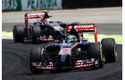 Toro Rosso - GP Brasilien 2014