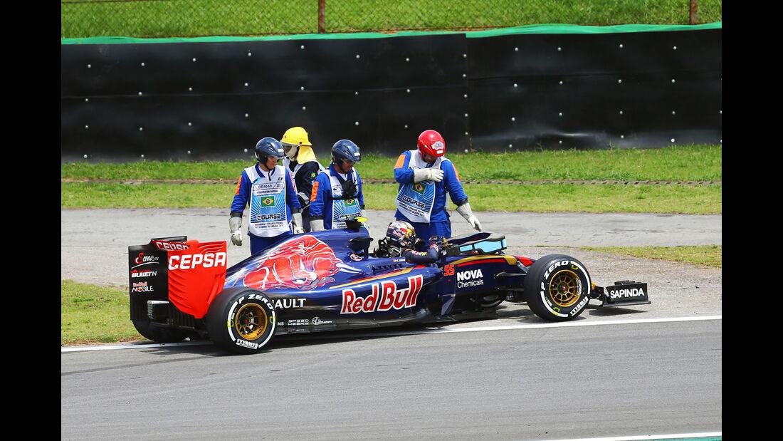 Toro Rosso - GP Brasilien 2015