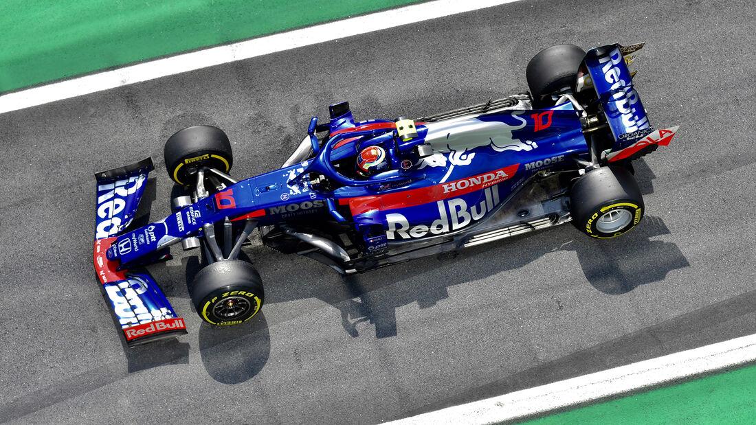 Toro Rosso - GP Brasilien 2019