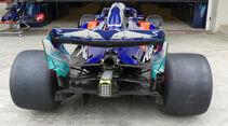 Toro Rosso - GP Brasilien - Interlagos - Formel 1 - Donnerstag - 8.11.2018