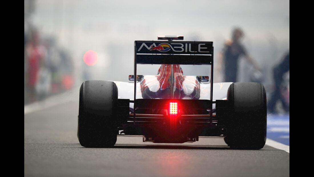 Toro Rosso GP China 2011