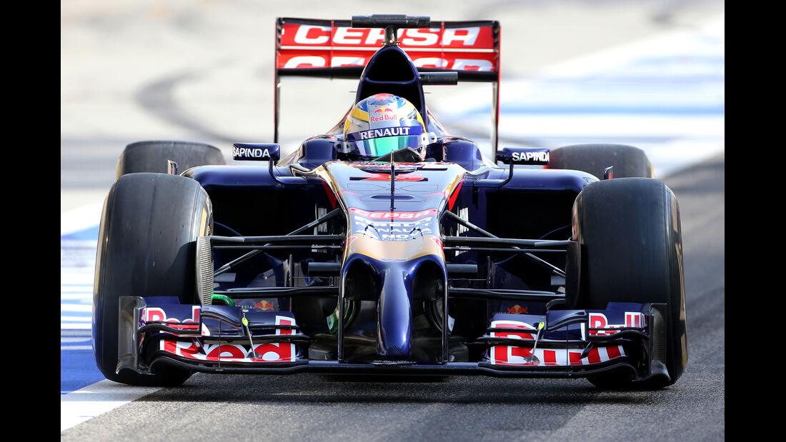 Toro Rosso - GP China 2014 - Technik