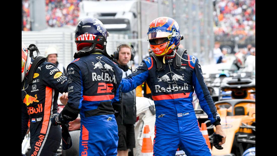 Toro Rosso - GP Deutschland 2019