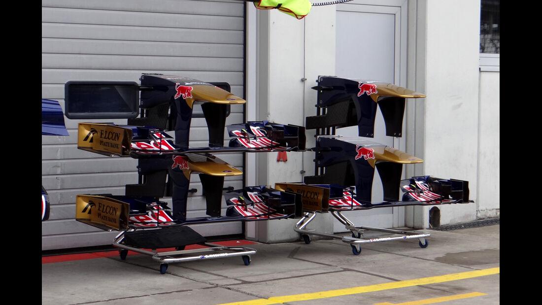 Toro Rosso - GP Deutschland - Nürburgring - 3. Juli 2013
