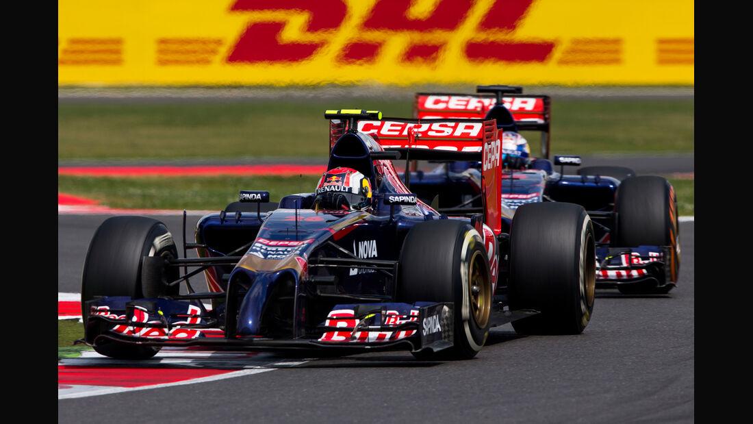Toro Rosso - GP England 2014