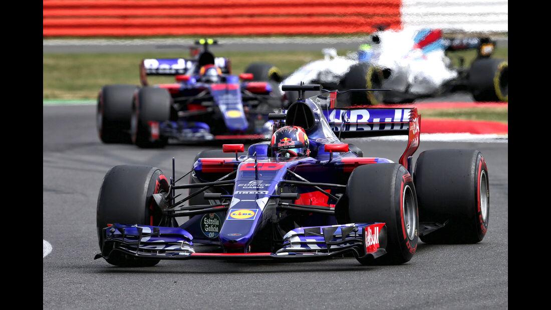 Toro Rosso - GP England 2017