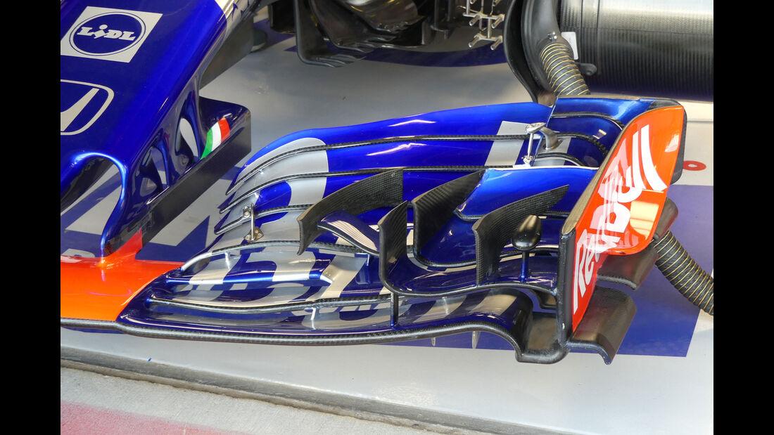 Toro Rosso - GP England - Silverstone - Formel 1 - Freitag - 6.7.2018