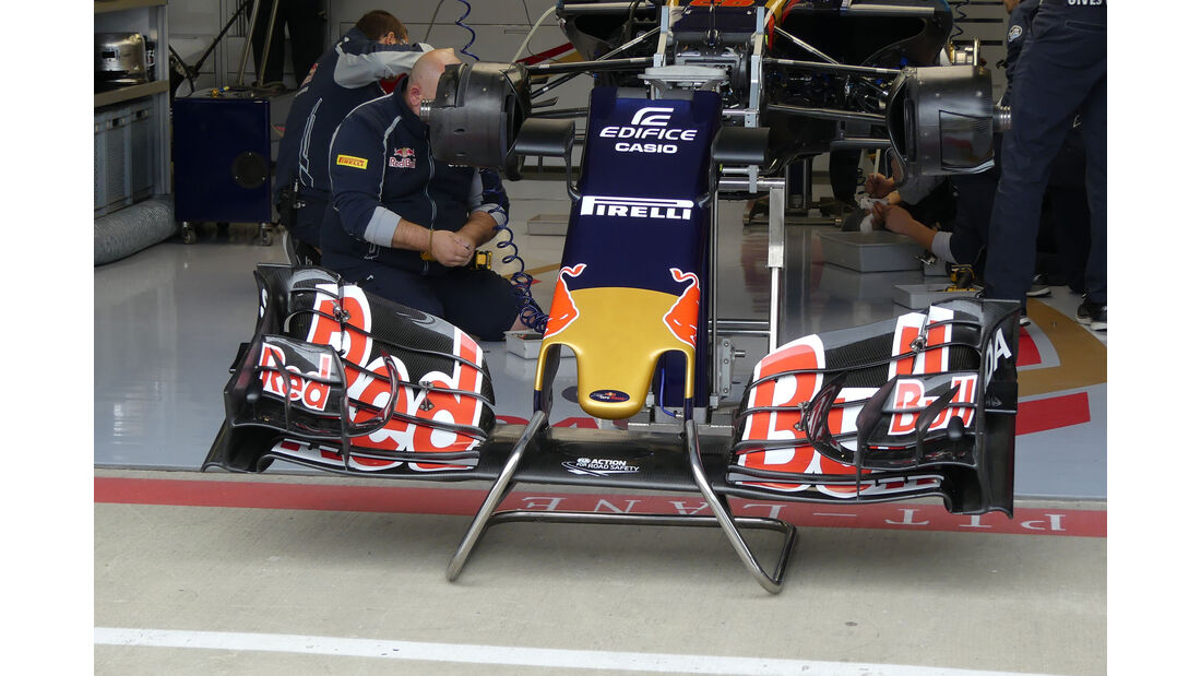 Toro Rosso -  GP England - Silverstone - Formel 1 - Freitag - 8.7.2016