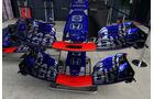 Toro Rosso - GP England - Silverstone - Formel 1 - Mittwoch - 4.7.2018