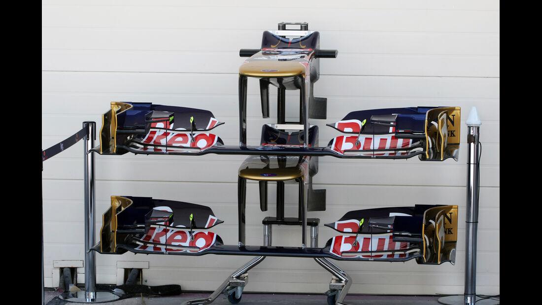 Toro Rosso - GP Europa - Valencia - 21. Juni 2012