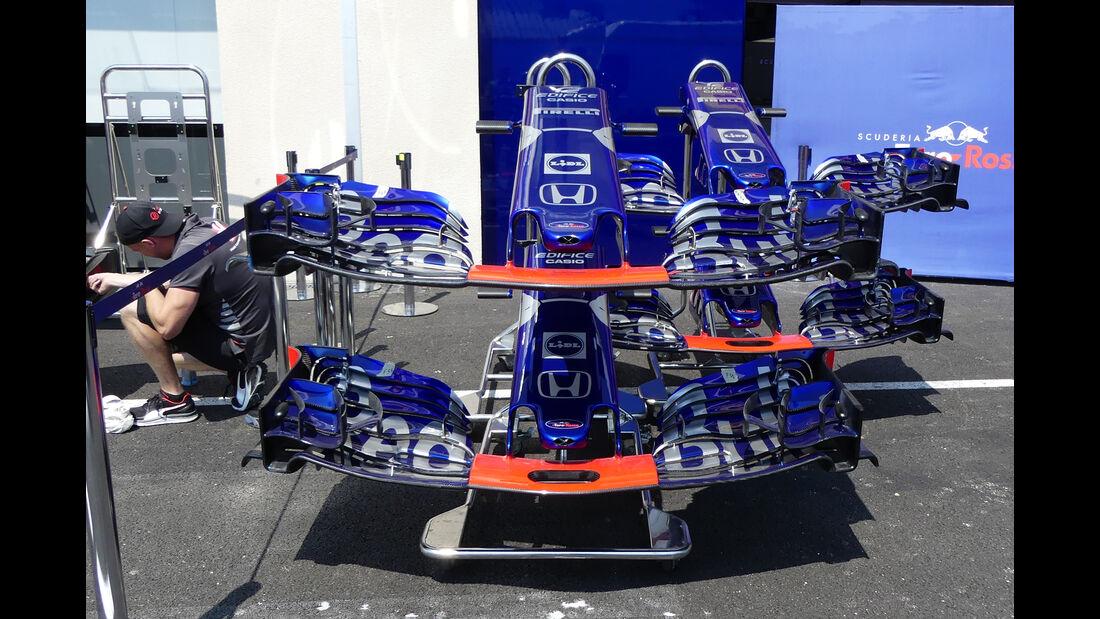 Toro Rosso - GP Francreich - Le Castellet - Circuit Paul Ricard - 20. Juni 2018