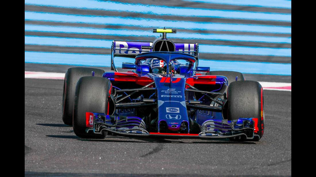 Toro Rosso - GP Frankreich 2018