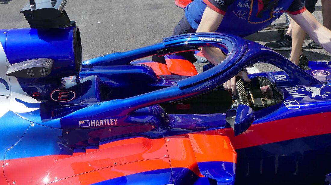Toro Rosso - GP Frankreich - Paul Ricard - Formel 1 - 21. Juni 2018