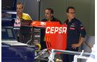 Toro Rosso - GP Italien - Monza - Donnerstag - 3.9.2015
