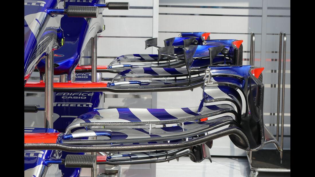 Toro Rosso  - GP Italien - Monza - Formel 1 - 30. August 2017