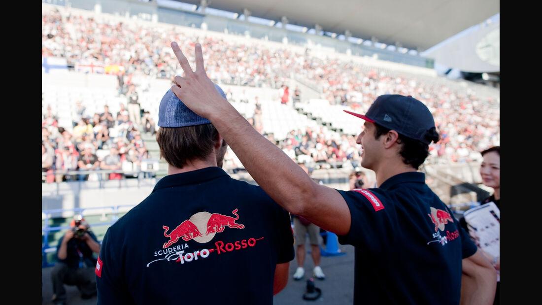 Toro Rosso GP Japan 2012