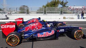 Toro Rosso - GP Japan 2013