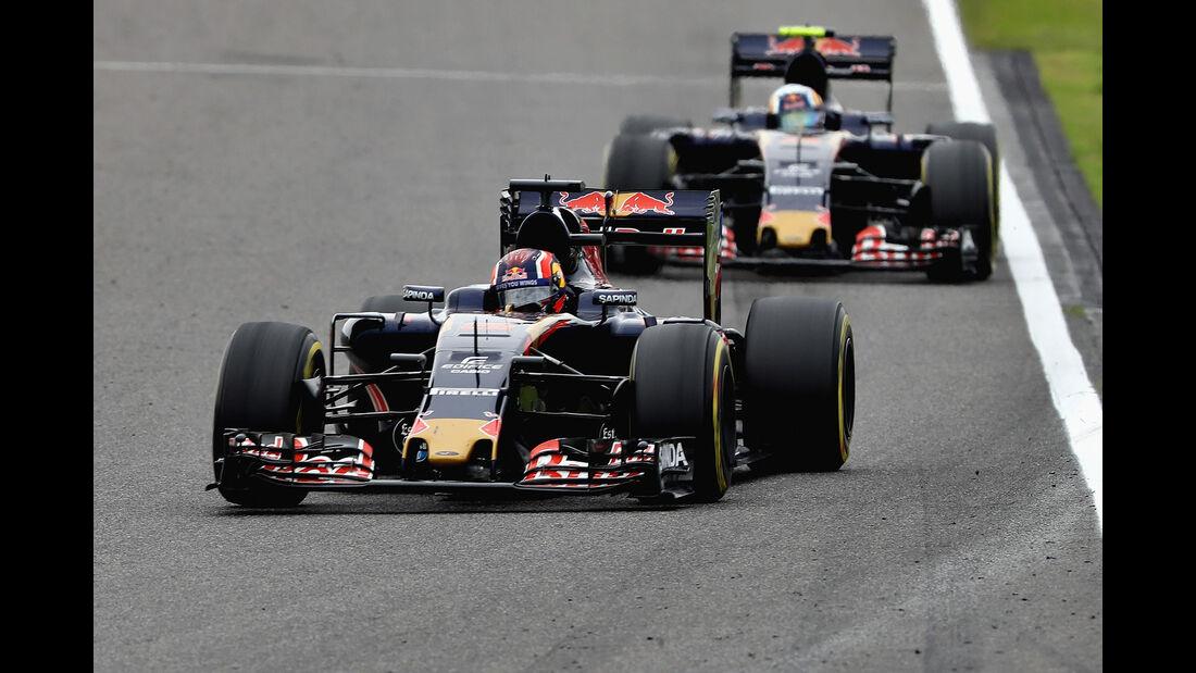 Toro Rosso - GP Japan 2016