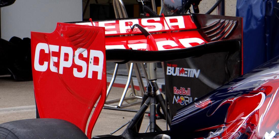 Toro Rosso GP Kanada 2013