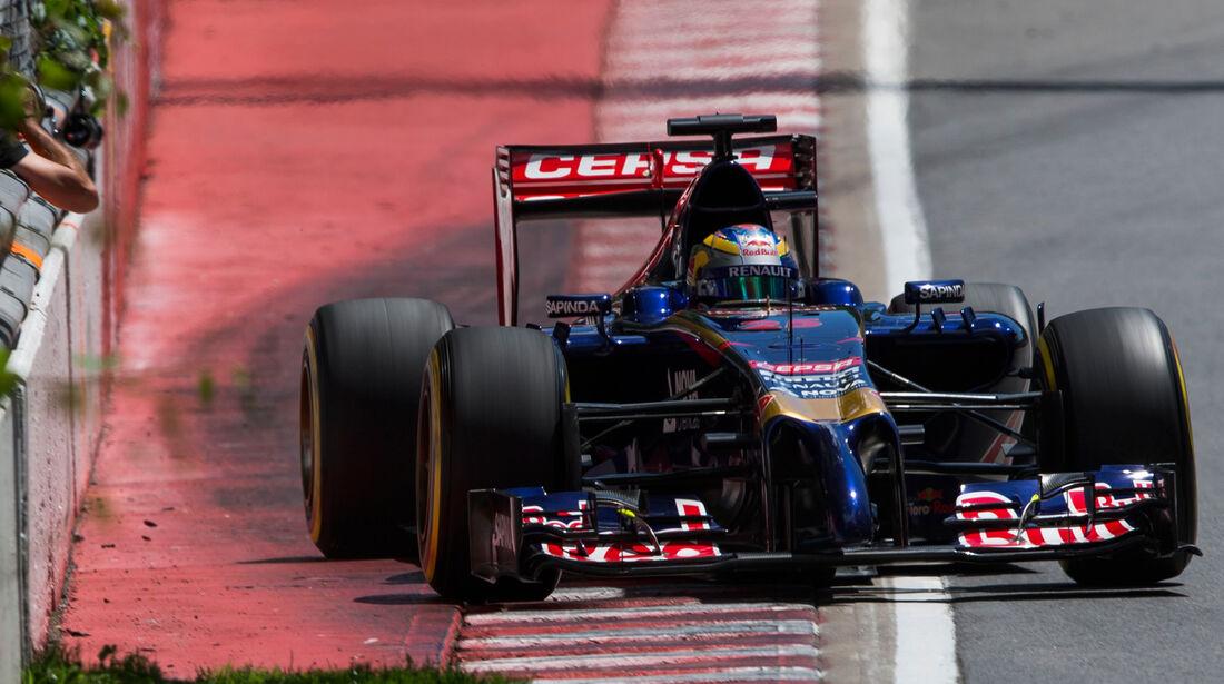 Toro Rosso - GP Kanada 2014