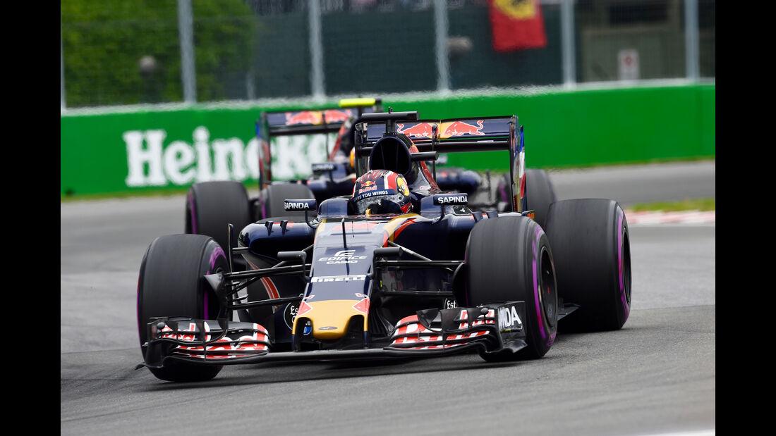 Toro Rosso - GP Kanada 2016