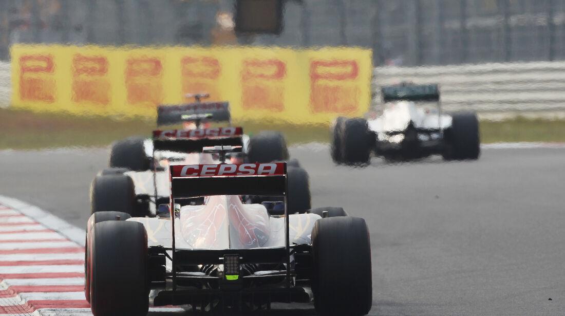 Toro Rosso GP Korea 2012