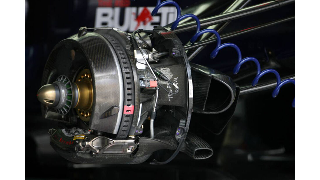 Toro Rosso - GP Malaysia 2011