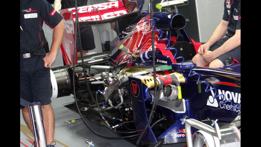 Toro Rosso - GP Malaysia - 24. März 2012