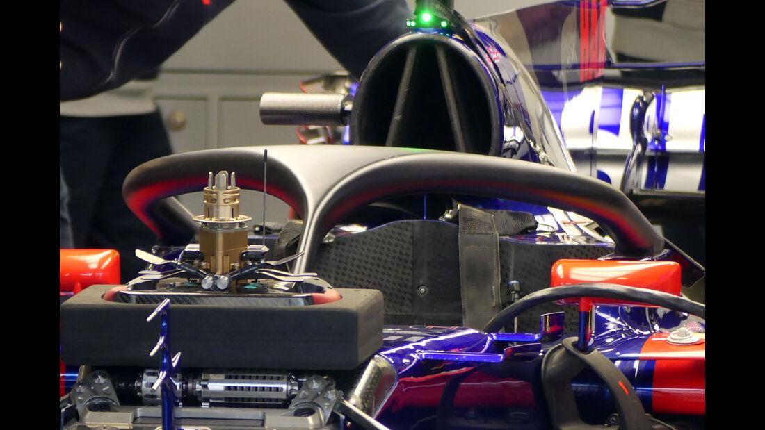 Toro Rosso - GP Mexiko - Formel 1 - Freitag - 27.10.2017