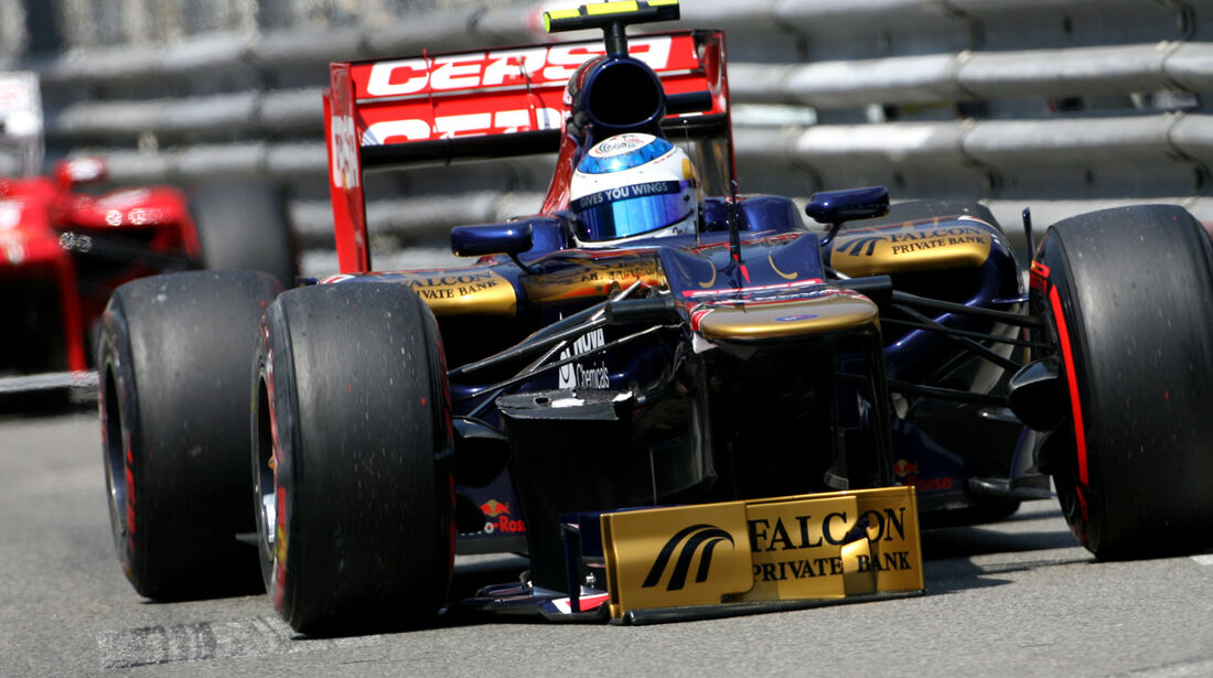 Toro Rosso GP Monaco 2012