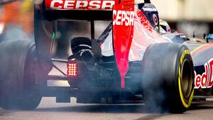 Toro Rosso - GP Monaco 2014