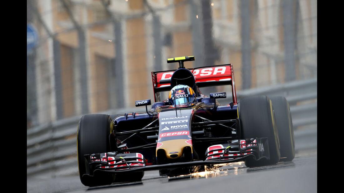 Toro Rosso - GP Monaco 2015