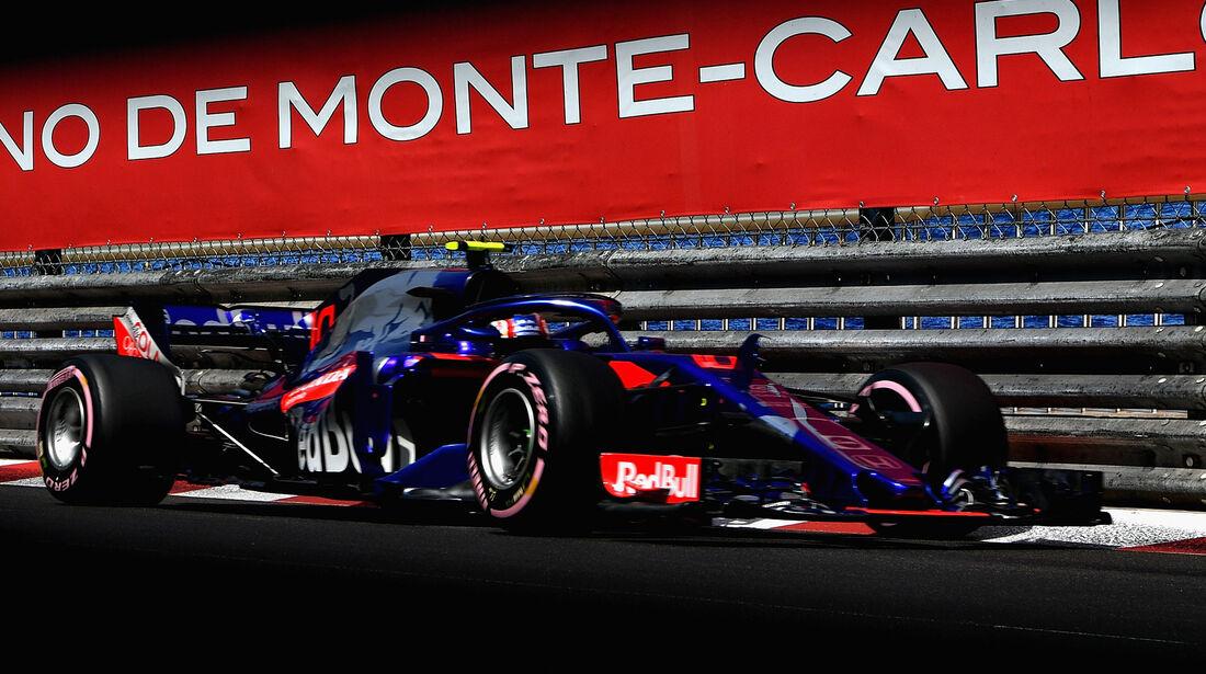 Toro Rosso - GP Monaco 2018