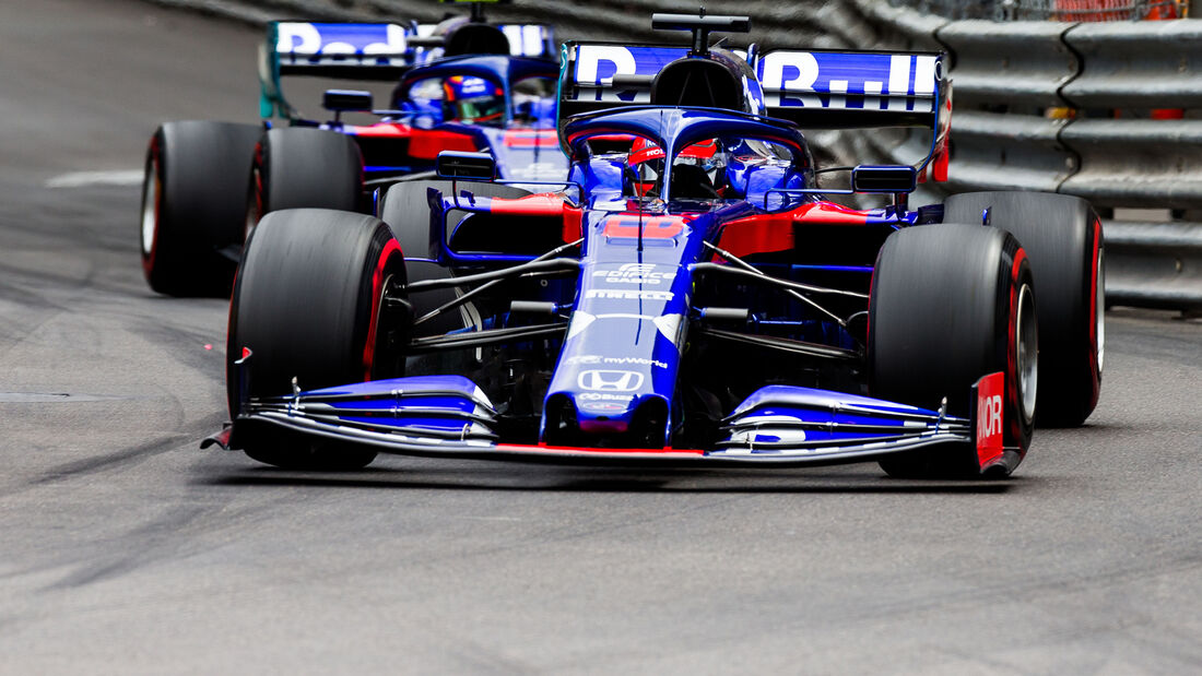 Toro Rosso - GP Monaco 2019