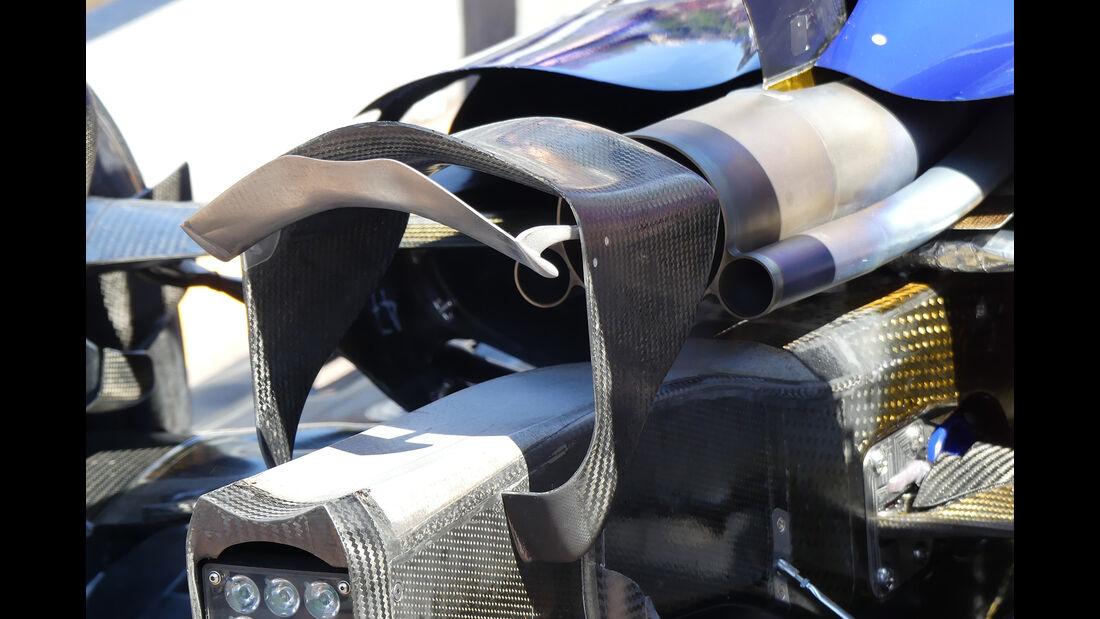 Toro Rosso - GP Monaco - Formel 1 - 14. Mai 2017