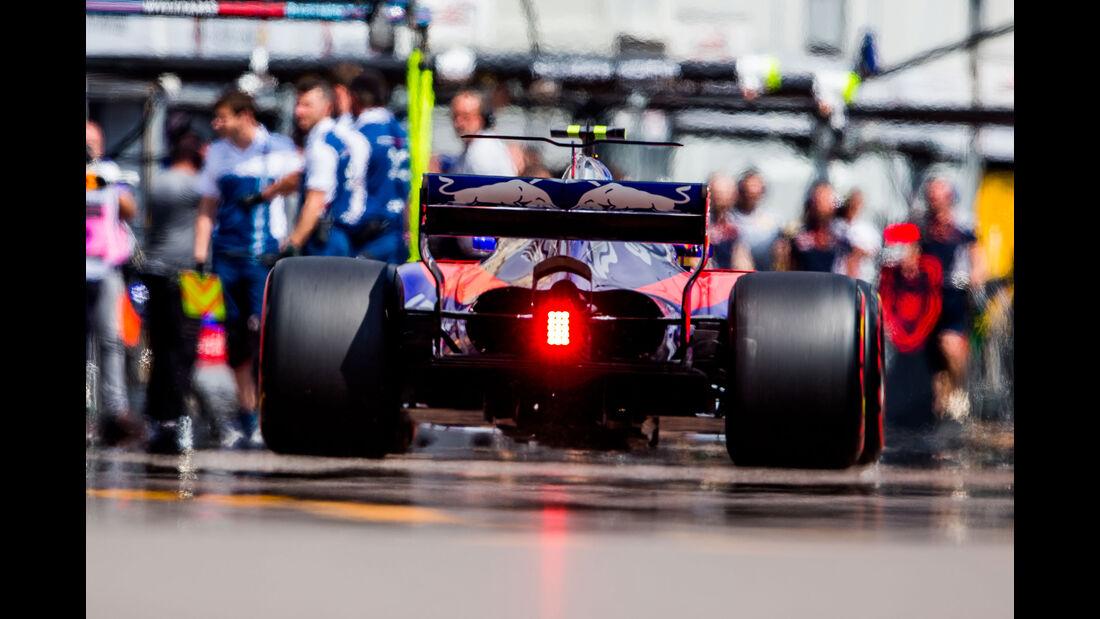 Toro Rosso - GP Monaco - Formel 1 - 2017