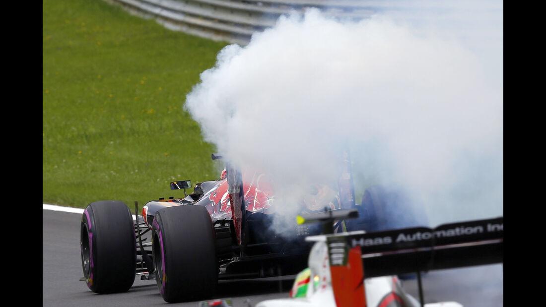 Toro Rosso - GP Österreich 2016