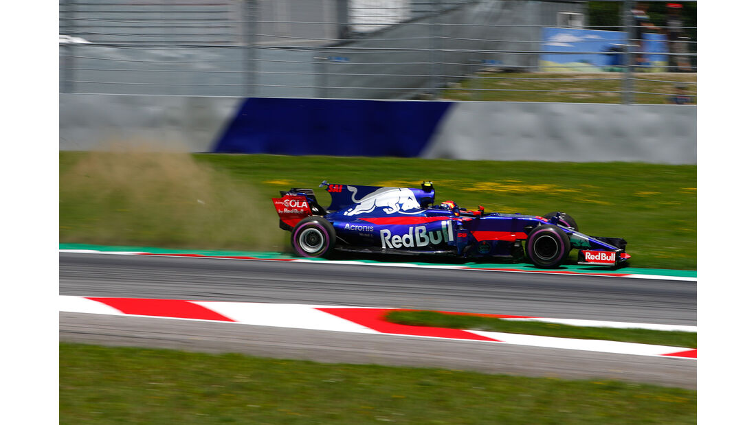 Toro Rosso - GP Österreich 2017