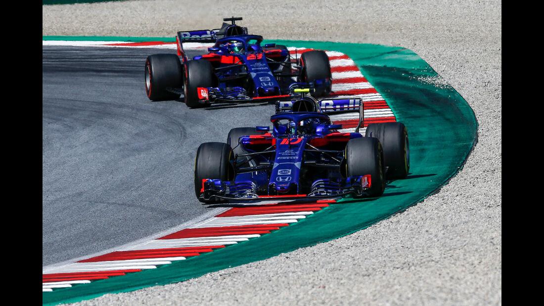 Toro Rosso - GP Österreich 2018