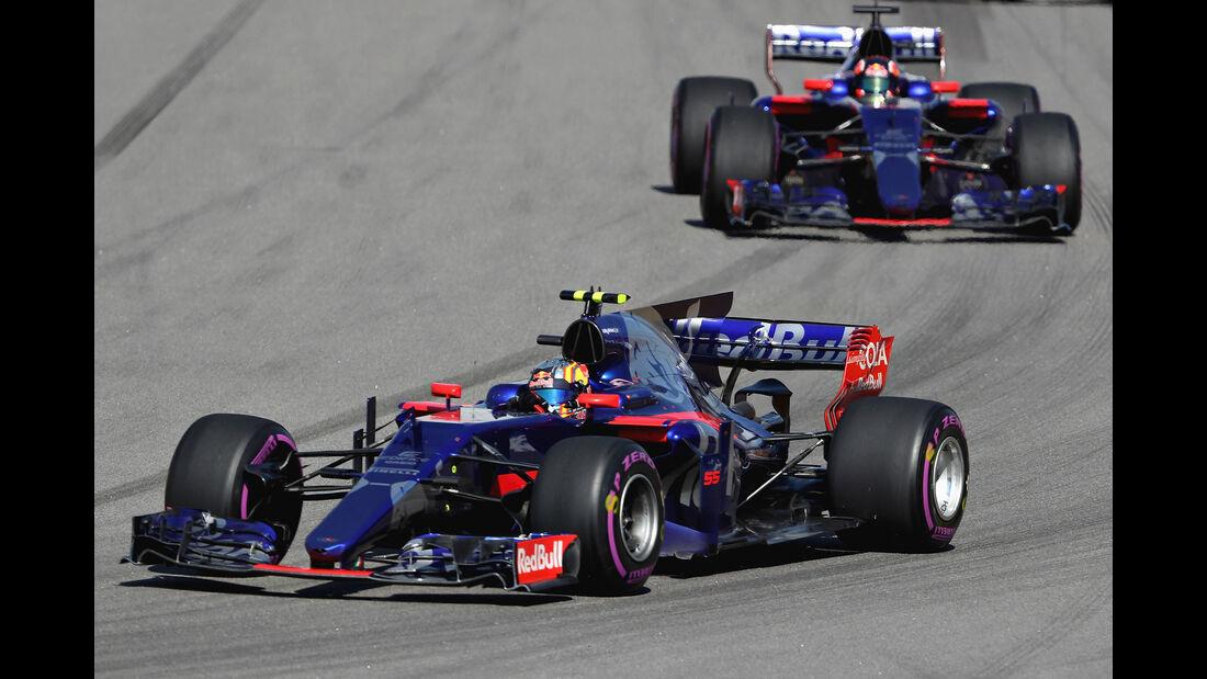 Toro Rosso - GP Russland 2017