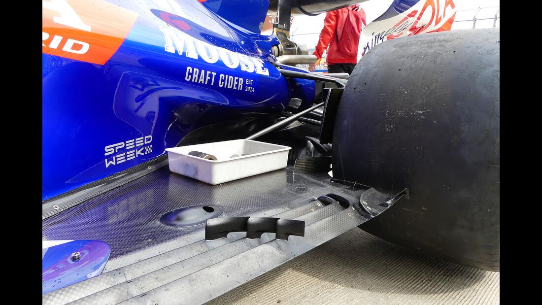 Toro Rosso - GP Russland - Sotschi - Formel 1 - Donnerstag - 26.9.2019