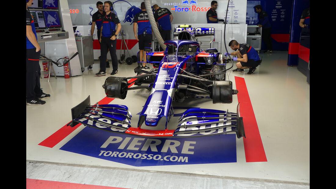 Toro Rosso - GP Russland - Sotschi - Formel 1 - Freitag - 27.9.2019