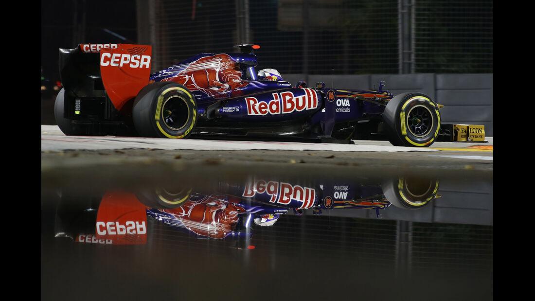 Toro Rosso GP Singapur 2012
