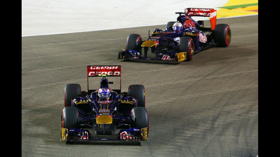 Toro Rosso - GP Singapur 2013