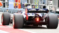 Toro Rosso - GP Singapur 2017