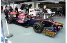 Toro Rosso - GP Singapur - 22. September 2011